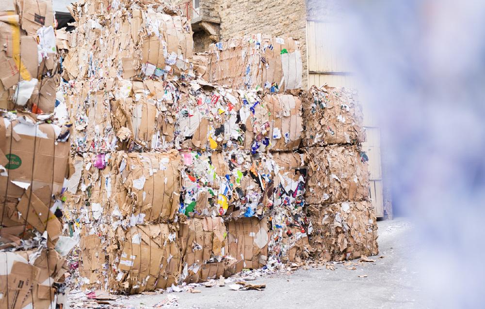 Recyclingpark Neckartal